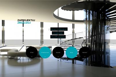 zaprojektuj-zrealizuj.pl - responsywna strona www - galeria, optymalizacja SEO;